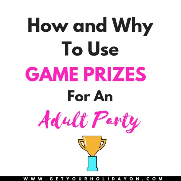 How and Why To Use Game Prizes for An Ad...