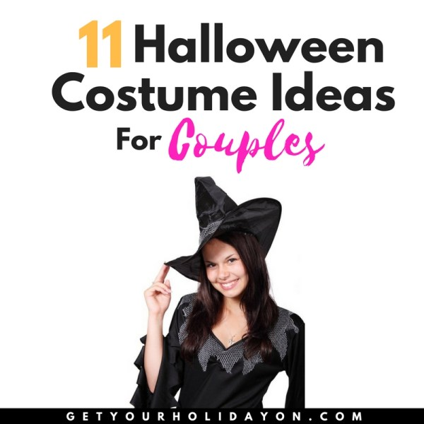 7 Costume Ideas for Couples