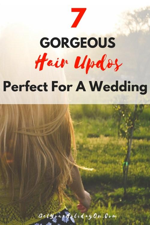 7 Gorgeous Hair Updos