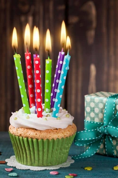 25 Freebies for your birthday that work for kids and adults!
