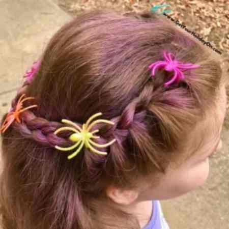 Crazy hair day for school ideas