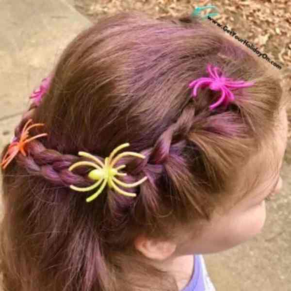 Crazy hair day for school ideas
