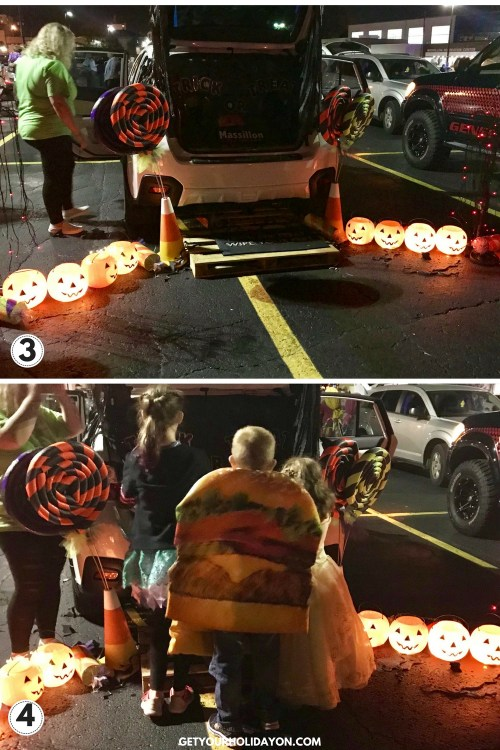 Trunk or Treat Designs