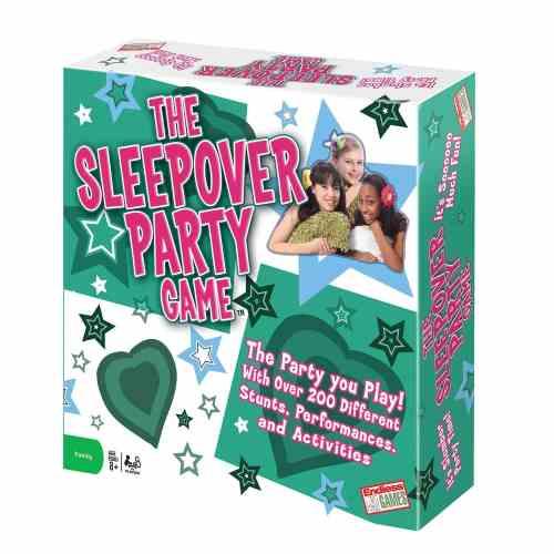 Slumber Party Ideas | A Fun Sleepover Game