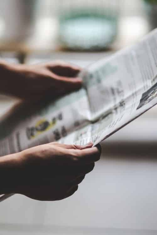 Local newspapers for military service members
