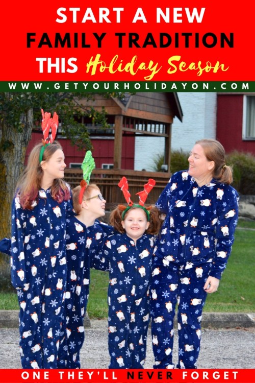 A Holiday Tradition To Start This Year With Your Family