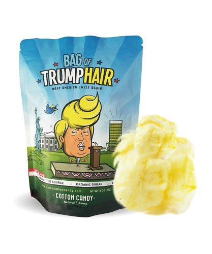 Interesting and Funny Gift | Trump Hair | #Trump #Politics #LOL #gift