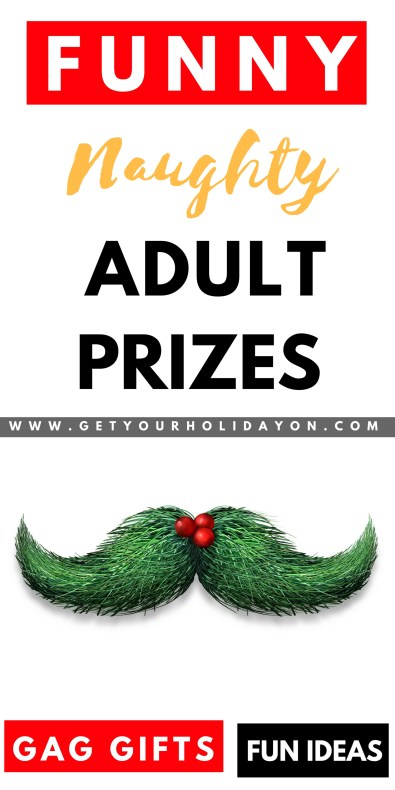 Adult Naughty Gag Gifts & Prizes | Try Not To Laugh Too Hard LOL #LOL #Funny #party #games