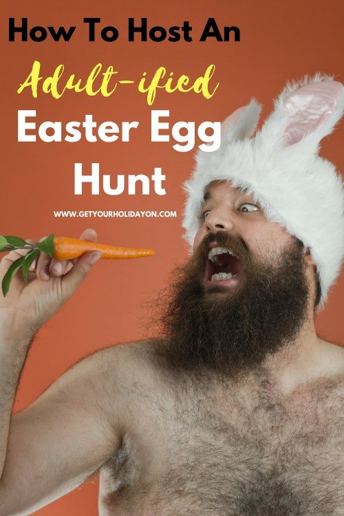 How To Host Adult Easter egg Hunt #diyeaster #easteregghunt #wfhm #partyideas