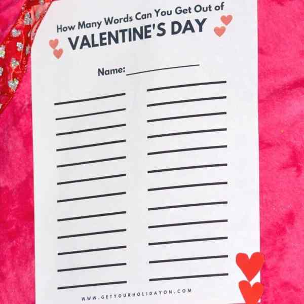 Vday games for Valentines day kid ideas! #motherhood #partygames #activities #kids