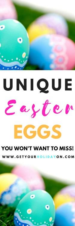 Unique Easter Eggs | Creative Plastic Eggs | Easter egg Hunt | Easter Baskets #easterbasket #easteregghunt #egg #easter