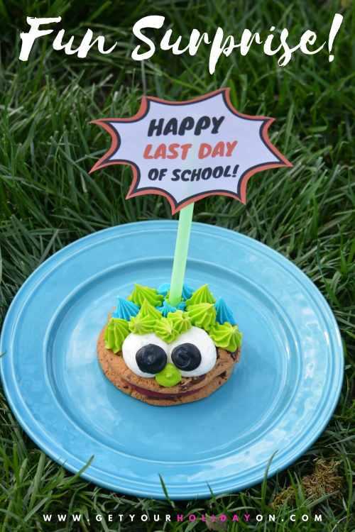 Fun Surprise Last Day of School #diycrafts #lazymom #funmom #celebrating