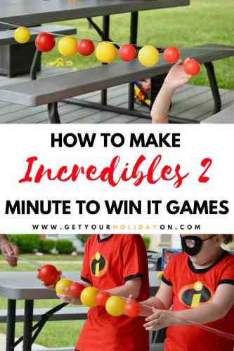 Minute to Win It Incredible Games