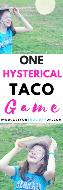 Taco Time Game #taco #game #familynight #cincodemayo