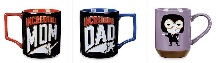 Incredibles Games Mugs