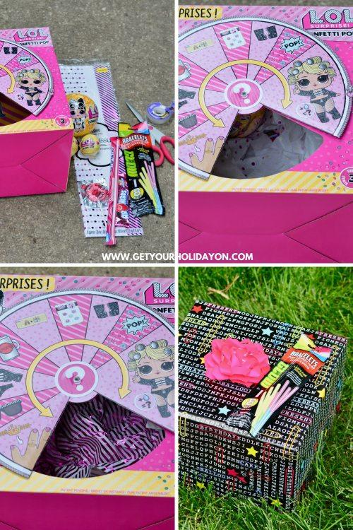 LOL Surprise Doll Gift Idea | Mystery Fun | Gift for a little girl #girl #daughter #momlife #lolsurprisedoll #diygift