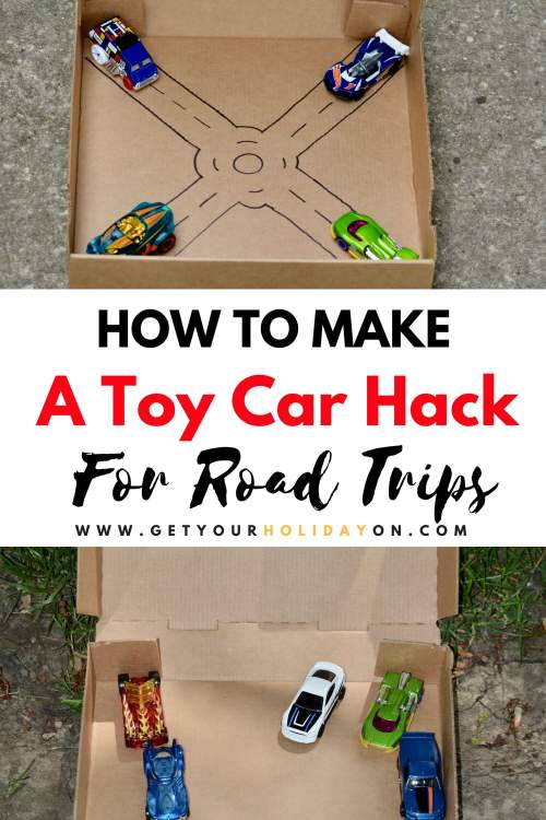 Toy Car Hack That You'll Have To See #boymom #momlife #parenting101 #toys