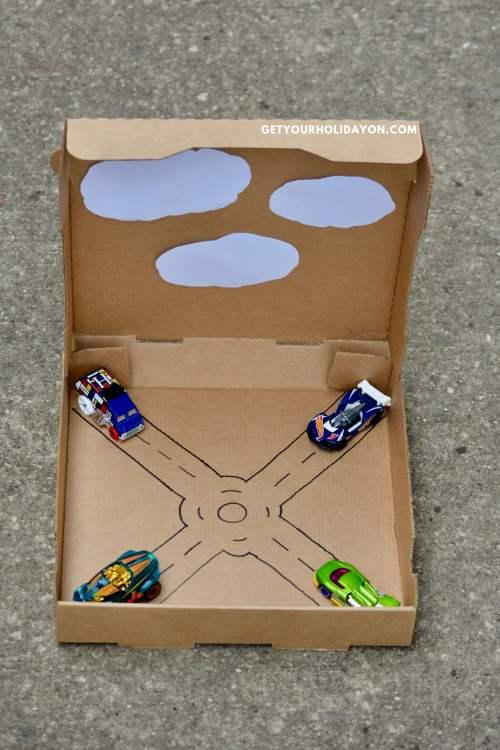 Toy Car Hack for Boy Moms | #hotwheels #Collectors #boymom #parenting