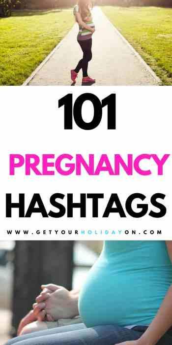 Hey mama! Need some pregnancy hashtags? Here is a list of ideas that will help you show off your baby bump, announce your pregnancy, and more. Allow your family and friends to share in the glow of your pregnancy with hashtags targeted exactly for a mommy to be! #mom #momlife #babyshower #baby