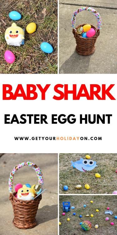 Baby Shark Easter Hunt | baby shark birthday party | baby shark birthday party boy | baby shark birthday party girl | baby shark cake | baby shark | Moonie Baby | baby shark | BabyShark | Baby shark | Baby shark | Baby shark Birthday #momlife #babyshark #crafts #easter