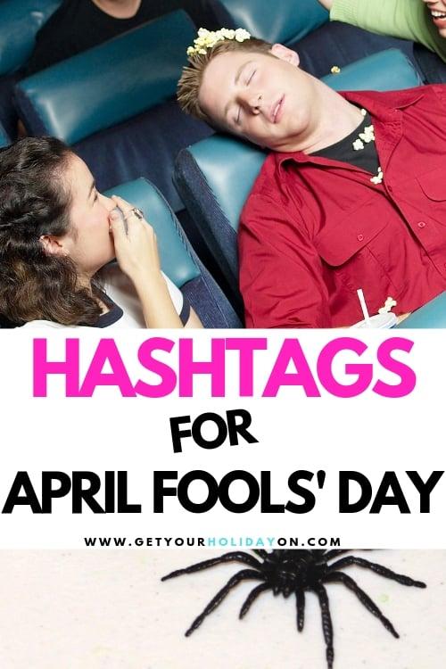 April fools DAY HASHTAGS #aprilfools #prank #joke #hilarious