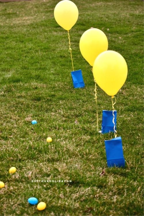 Easter Balloons Fortnite DIY Game Hunt