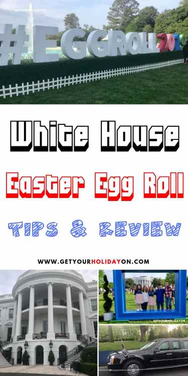 Amazingly, I bring you the White House Easter Egg Roll Tips & Review! It is surprising but true that my family got to experience the Easter Egg Roll at the White House this year in Washington D.C. #eastereggroll2019