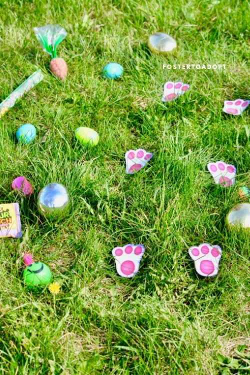 What to put in golden Easter egg? Free printable just for you!