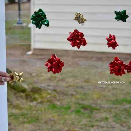 Bow Toss Game for Kids or Adults