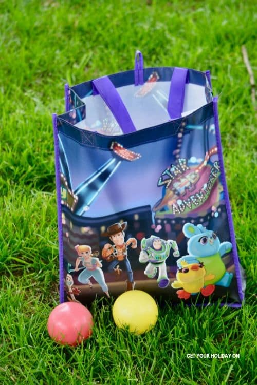 Reach for the Sky Toy Story Party Game