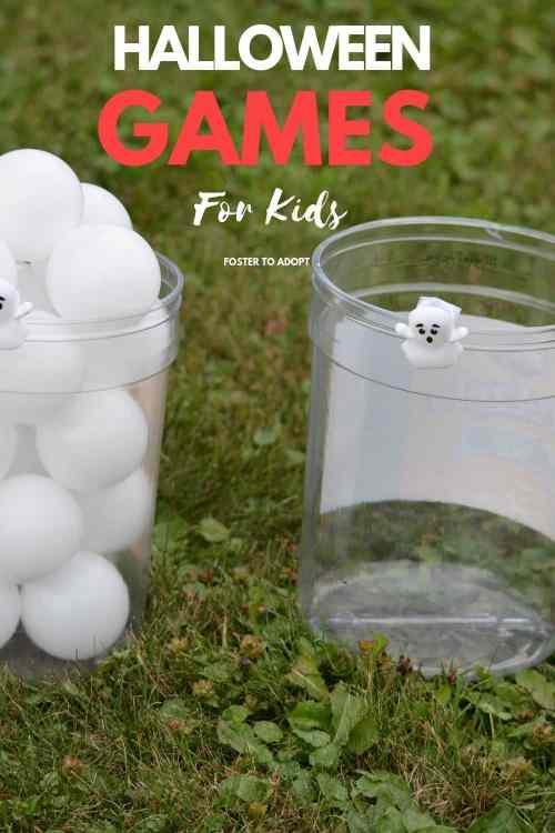 Best halloween games for kids! #momlife #motherhood #halloween #diys