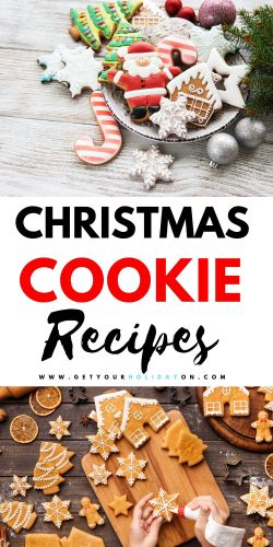 Best Christmas Cookie Recipes for Moms! #homemade #cookies #desserts #baking