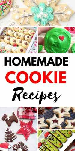 Homemade Cookie Recipes for Christmas! #momlife #cookies #food # #diys