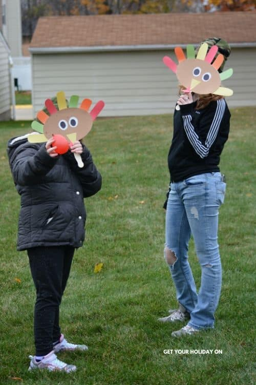 Turkey fun activities for the holidays