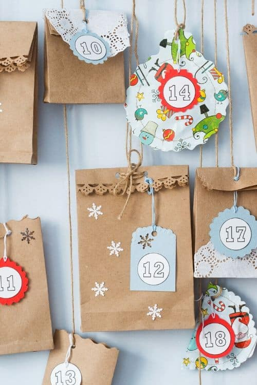 advent calendars for kids or adults