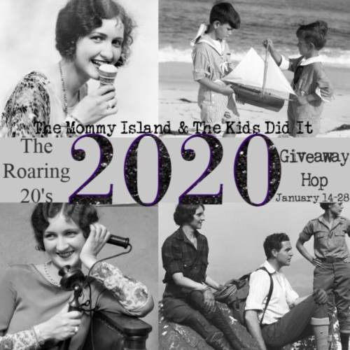 Roaring 20's Giveaway Hop