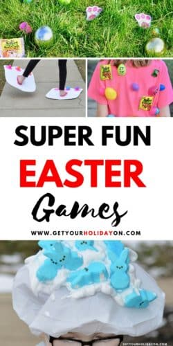 Want the best easter games for kids? We give you family fun, toddler activities, and games for kids of all ages in this perfect roundup. Find more details and how to play now! Plus, grab your free printable too! #freeprintables #diys #easter #spring
