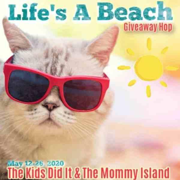 Lifes a beach giveaway hop!