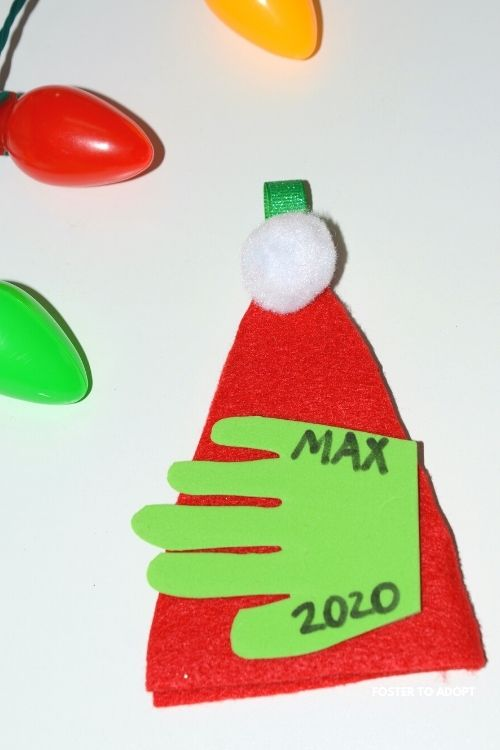 ornaments that kids can make that are easy to do.