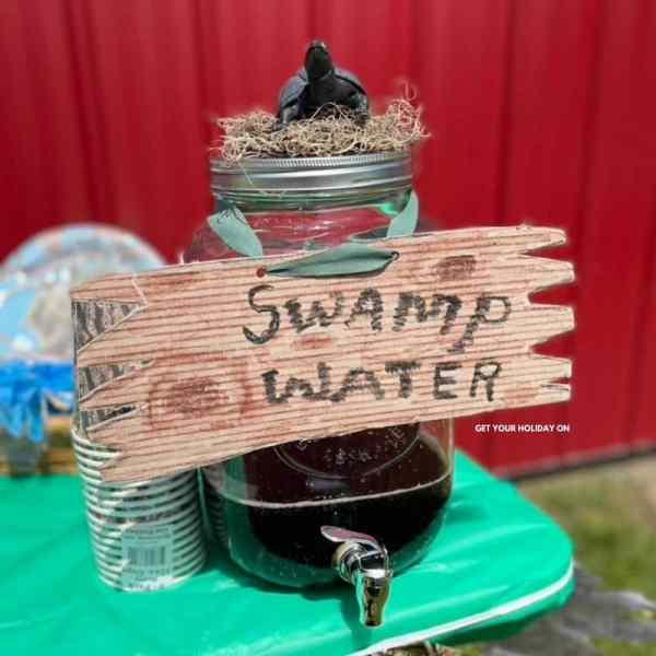 swamp water drink idea