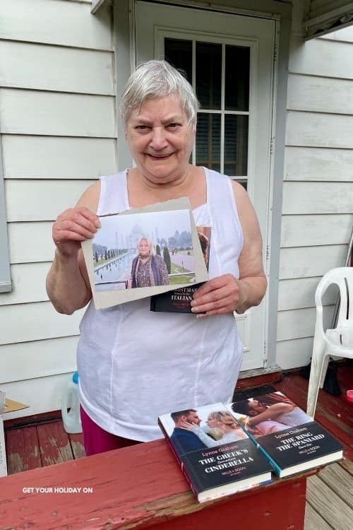 lynne graham author of romance novels surprised grandmother!
