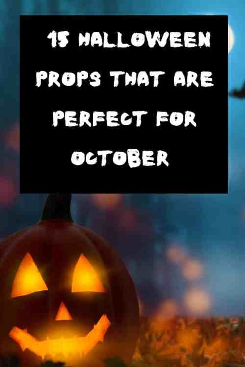 animated halloween decor ideas