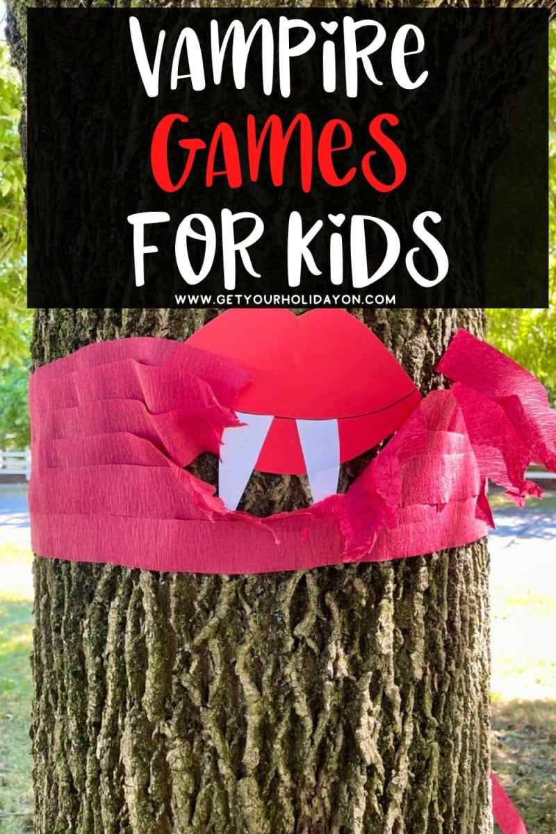 Vampire games for kids that vampire will want to seek his teeth into and want to play this halloween.
