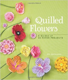 Quilled Flowers by Alli Bartkowski