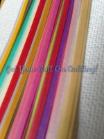 Translucent and Parchment Quilling Papers