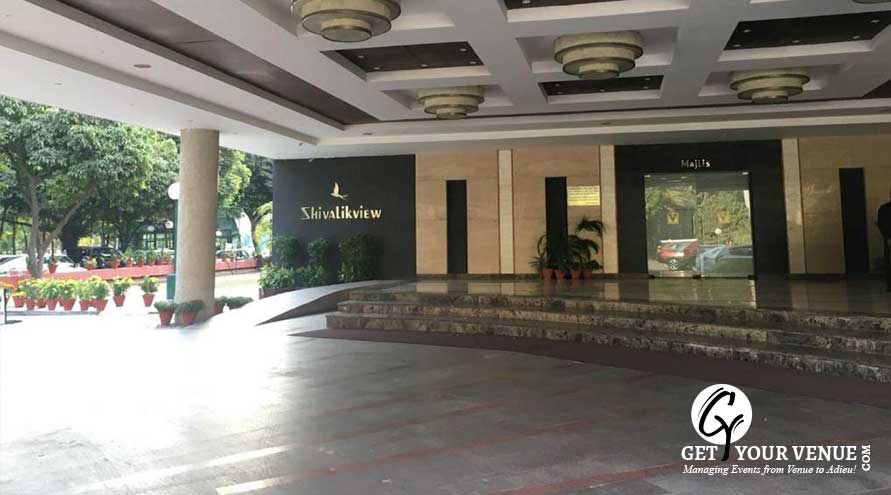 Hotel Shivalikview In Sector 17 Chandigarh Check Prices