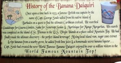 Banana Daiquiri Flickr