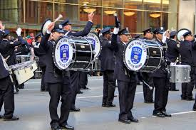 Buss The NYPD Playing In Harlem