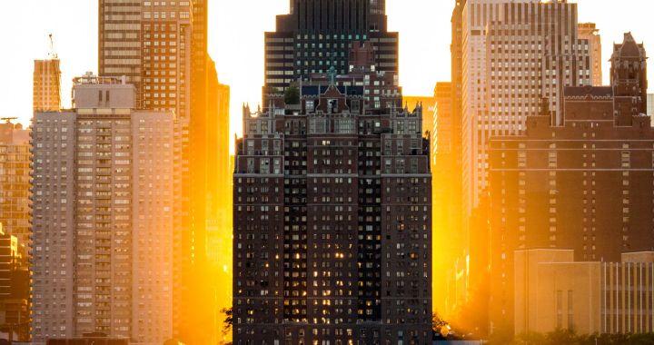 Windsor Tower- Sunset
