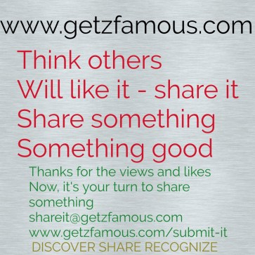share something good